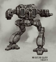Battletech - Shadowcat by Shimmering-Sword