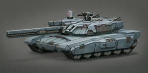 Commission - Goliath Tank