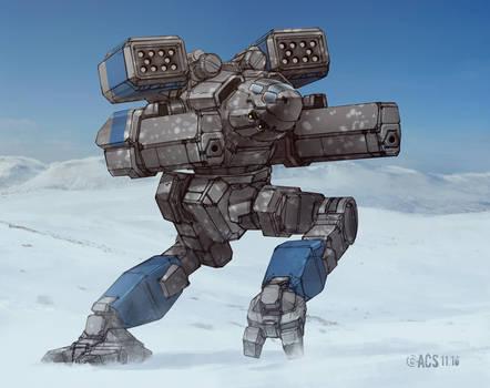 Battletech - Mad Cat Mk II by Shimmering-Sword