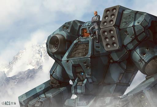 Battletech - Kodiak
