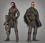 Commission - Shadowrun Pair