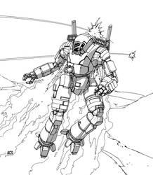 Battletech - Ostscout