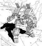 Battletech - Archer