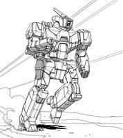 Battletech - Stinger by Shimmering-Sword