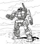 Battletech - Shadow Hawk