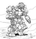 Battletech - Thunderbolt
