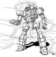 Battletech - Valkyrie by Shimmering-Sword