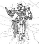 Battletech - Wasp