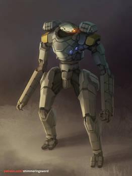 Ranger Neural Mech