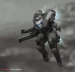 Parvam Heavy Jump Armor