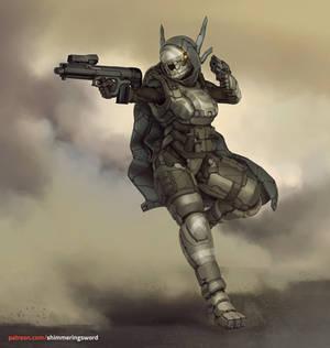 Elemental Gunslinger