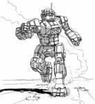 Battletech - Commando