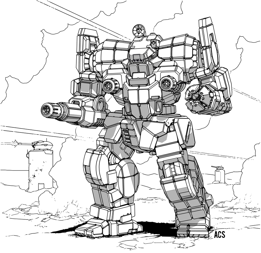 Battletech - Awesome