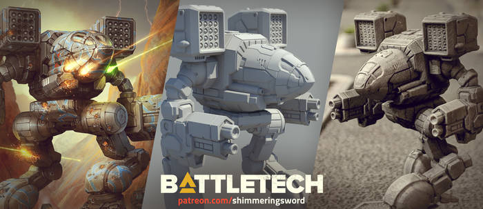 Battletech - Mad Cat Process by Shimmering-Sword