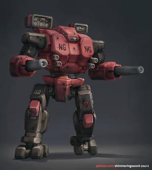 Battletech - Kell Hounds Warhammer