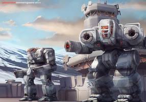 Battletech - Headquarters Guard