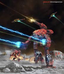 Battletech - Unseen Moon Marauders