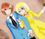 OHSHC: Karou and Hanako