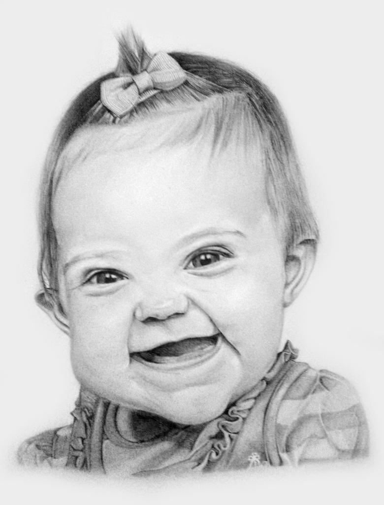 Cute Realistic Boy Coloring Pages