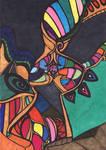 Rainbow Cornucopia by Throneofsouls