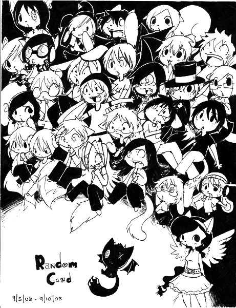 Random Card by Sylladexter