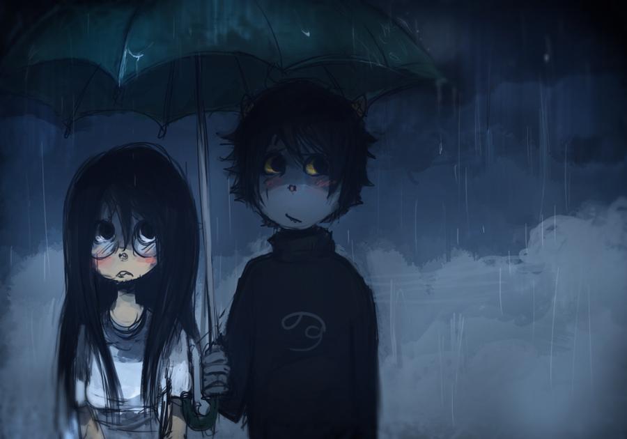 Umbrella by Sylladexter
