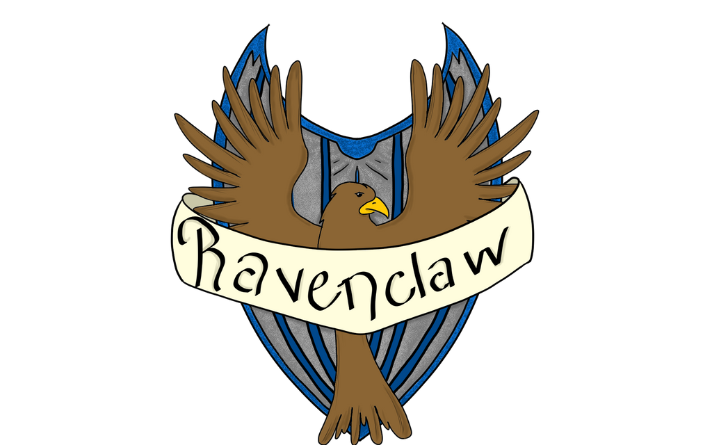 Ravenclaw Crest by Accio-Geekology