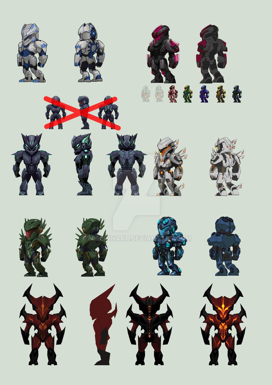 Gears of Star warfare 2