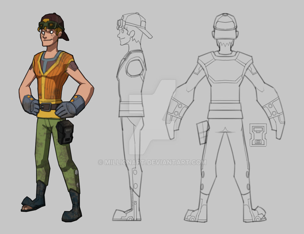 Bounty Hunter: Black Dawn - Boy