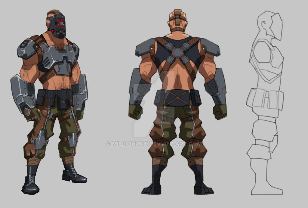 Bounty Hunter: Black Dawn - Mercenary