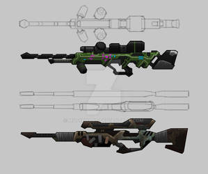 Bounty Hunter: Black Dawn - Sniper