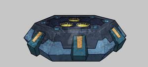 Bounty Hunter: Black Dawn - Shield