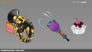 Clown RoadHog Weapons