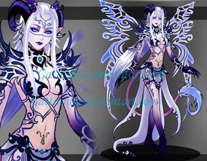 Collab FEMALE VALIX ADOPT 102  [Auction] [CLOSED] by GattoAdopts