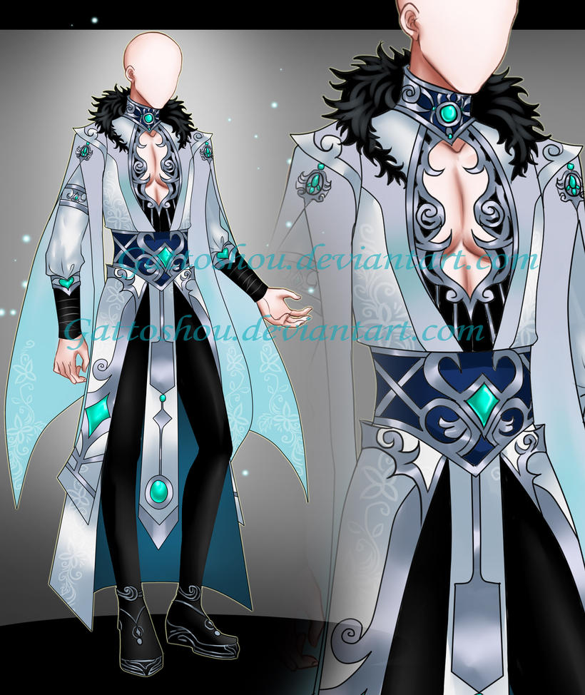 Male Outfit ADOPT 159 Auction CLOSED by GattoAdopts on ...