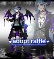 Adopt Raffle [CLOSED] by GattoAdopts