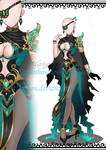 Female outfit 235 [Auction] [CLOSED]