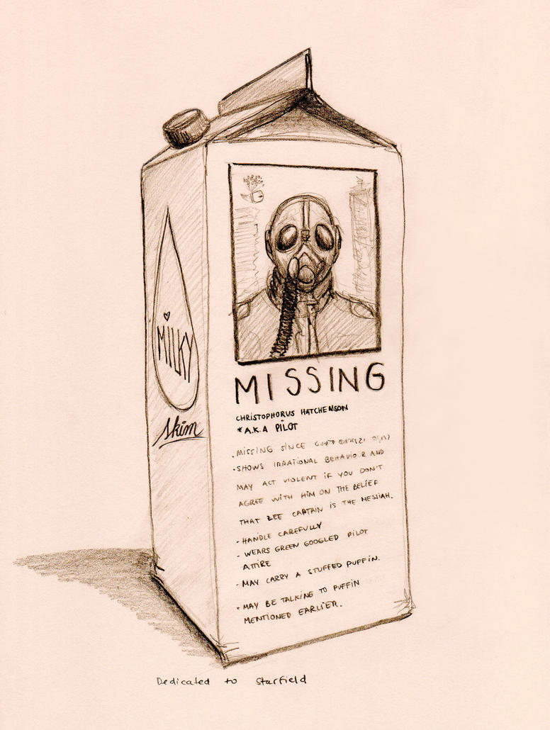 Missing Pilot by antillanka
