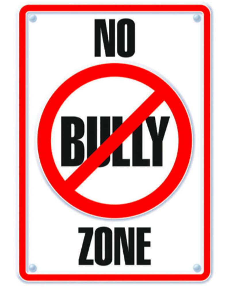 NO BULLY ZONE!!! by ILuvTalent on DeviantArt