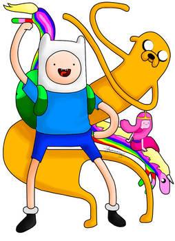 Adventure Time Fan art