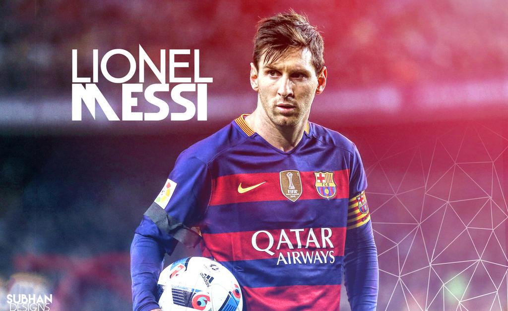 Messi 2016 Desktop Wallpaper By Subhan22