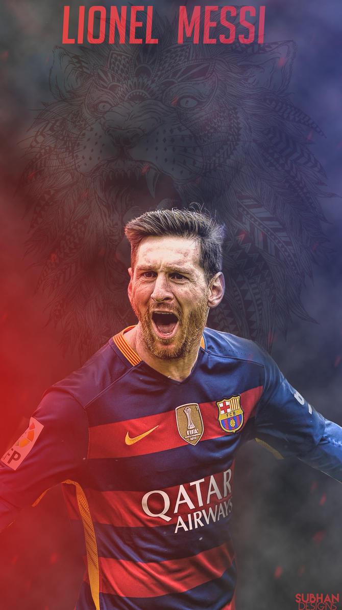 Messi Beard 2016 Wallpaper By Subhan22