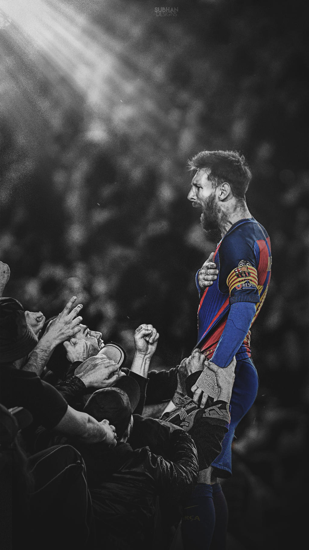 Best Hd Mobile Wallpapers 2017: Messi Mobile Wallpaper 2017 By Subhan22 On DeviantArt