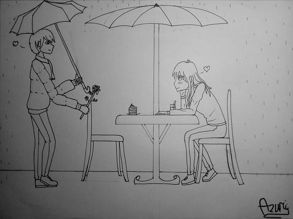 #2 Love by Azurii-art