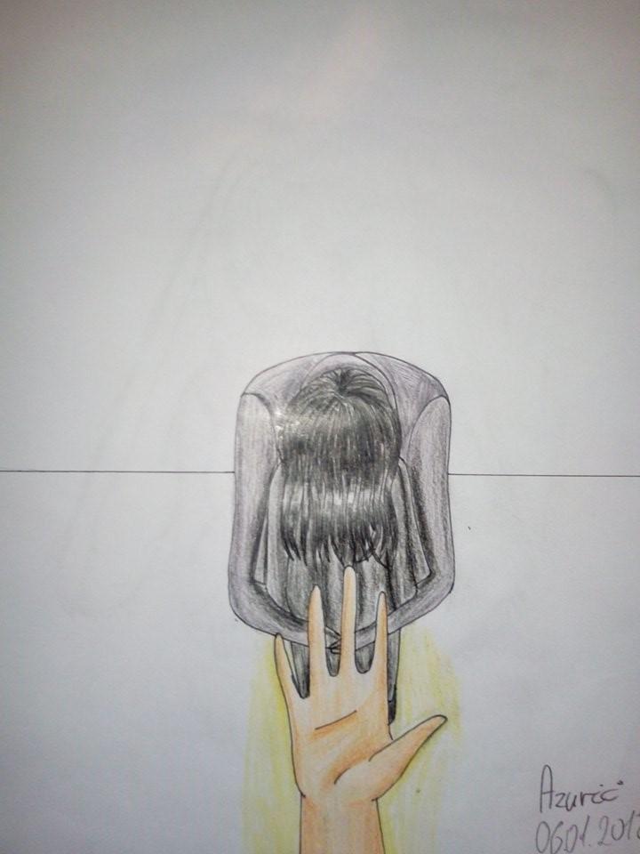 #6 Friend by Azurii-art