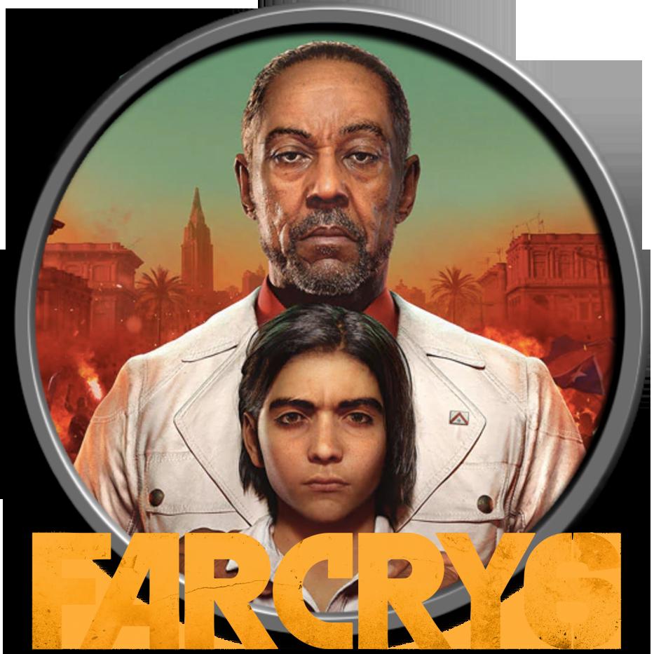 Far Cry 6 Icon by abdelrahman18 on DeviantArt