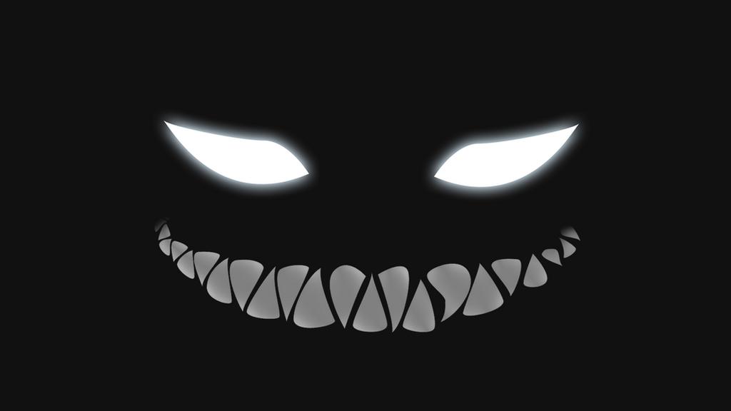 Evil Eyes Wallpaper