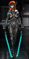 Kyra - Combat Mode