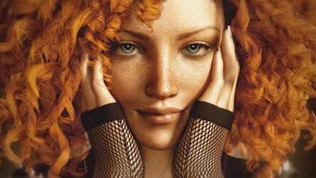 Portrait - Redhead