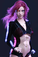 BioMechanical Attraction by QuanticDementia